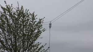 dipole-hanging